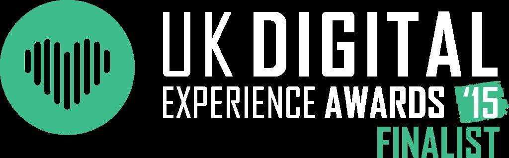 DXA Award finalist banner